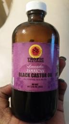 Lavender Jamaican Black Castor Oil