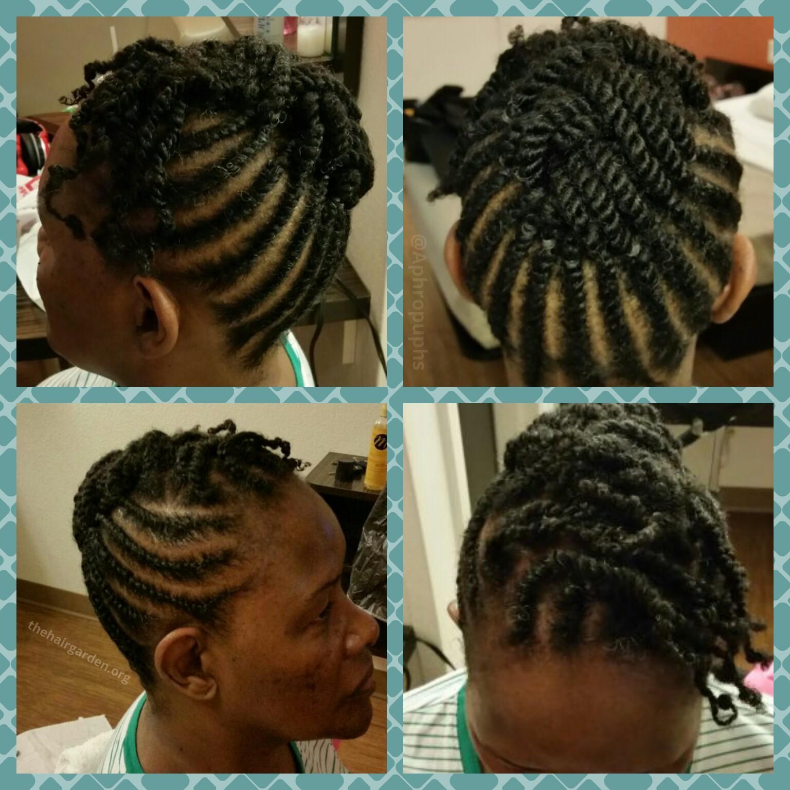 Natural Hair Stylist Atlanta Ga